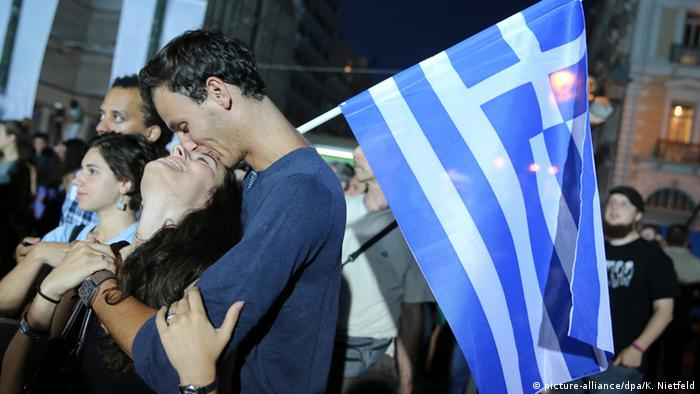 Bucurie la Atena