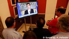 Griechenland Referendum Tsipras TV