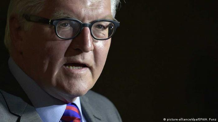 Steinmeier außenminister wien