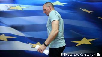 Griechenland Yanis Varoufakis nach Referendum