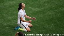 Kanada Frauen Fußball WM - USA Carli Lloyd