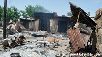 Nigeria Selbstmordanschlag in Zabarmari