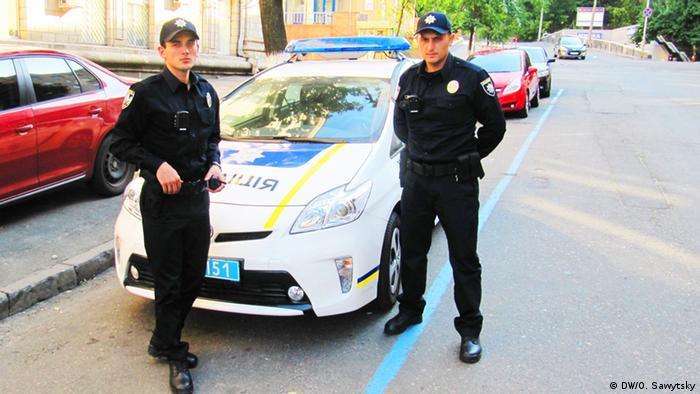 Автопатруль київської поліції