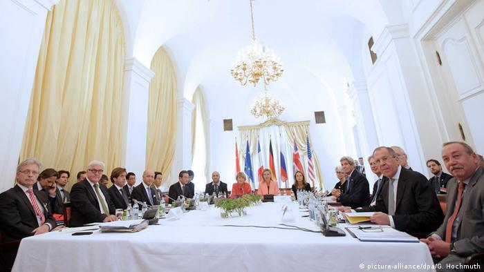 Під час перемовин щодо атомної угоди з Іраном у Відні