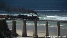 Südafrika Güterzug
