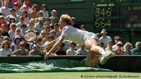 Boris Becker Wimbledon 1990
