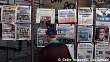 Symbolbild - Griechenland nach dem Referendum