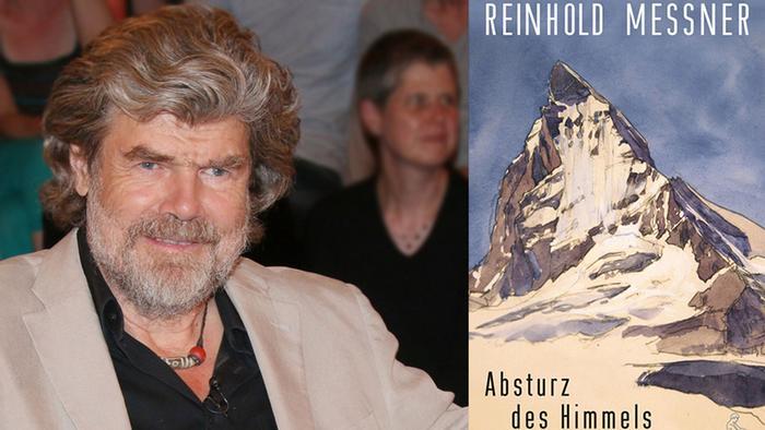 Startbild BIldergalerie Reinhold Messner Absturz des Himmels
