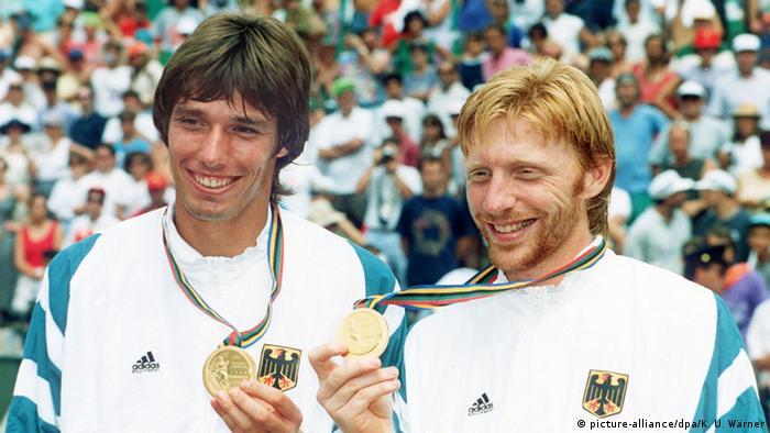 60 Jahre Bundesrepublik - Tennis-Boom Boris Beckers