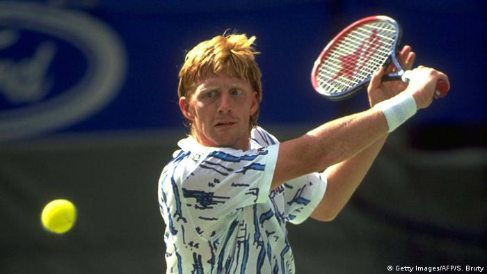 Boris Becker Australien Open 1991