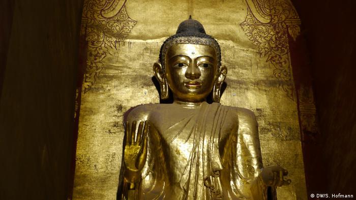 Myanmar Bagan Buddha