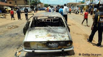 Boko Haram es responsable de cientos de muertes en Nigeria.