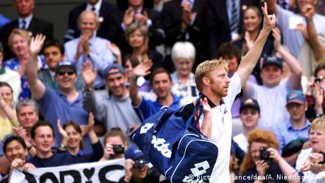 Wimbledon Boris Becker 1999