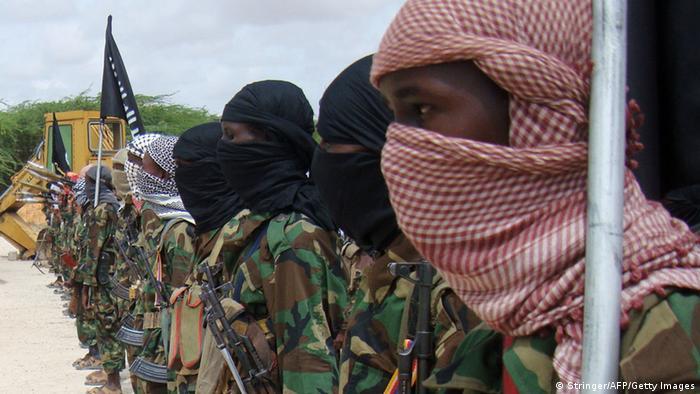 Somalia Al-Shabaab Miliz (Symbolbild)