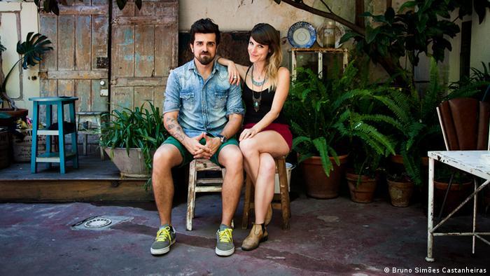 Leo Longo e Diana Boccara estão dando a volta ao mundo produzindo videoclipes