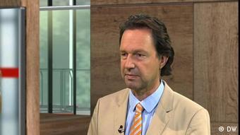 Από παλαιότερη τηλεοπτική συνέντευξη του Αλέξανδρου Κρητικού στη DW