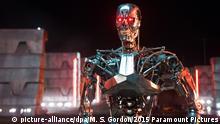 Filmstill Terminator Genisys 2015 EINSCHRÄNKUNG