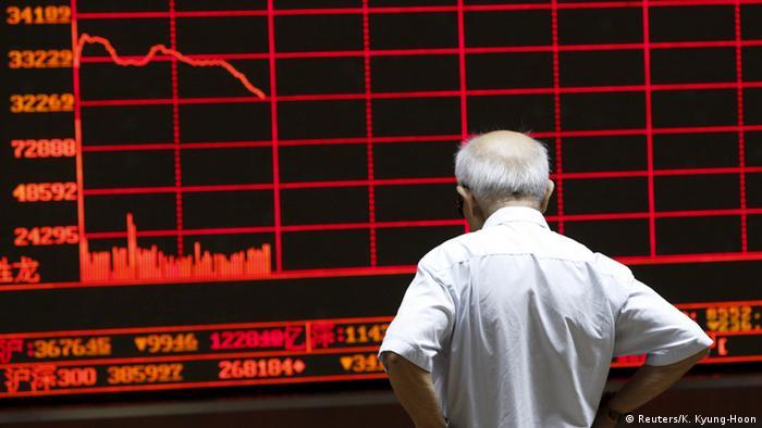 Turbulenzen an Chinas Börsen - Staatliche Intervention geht ins Leere