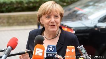 Brüssel Beratungen Finanzkrise