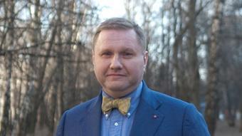 Російський журналіст Костянтин Еггерт