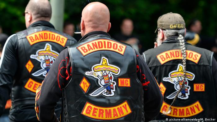 German police launch massive crackdown on Hells Angels group | News