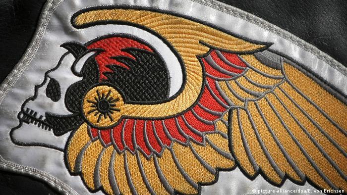 Bildergalerie Rocker Motorradclubs Kutten Kuttenverbot Hells Angels