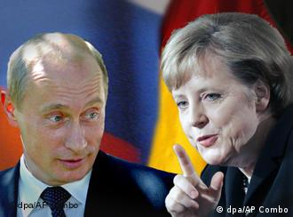 Power and glory: Putin's moves on freedom have gained Europe's attention
