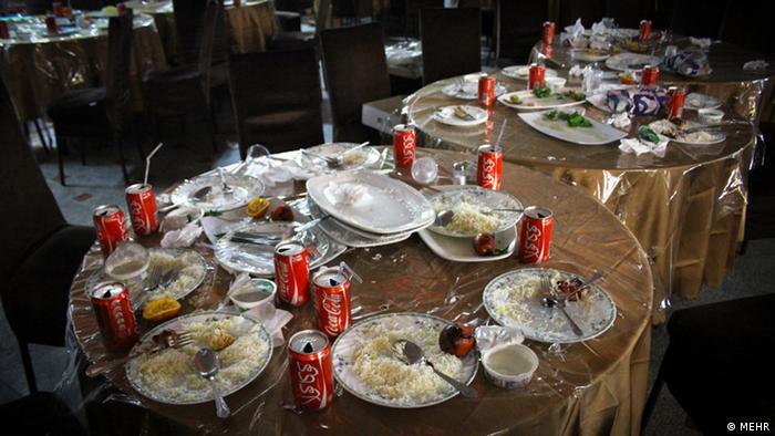 Iran Ramadan Reste Essen (MEHR)