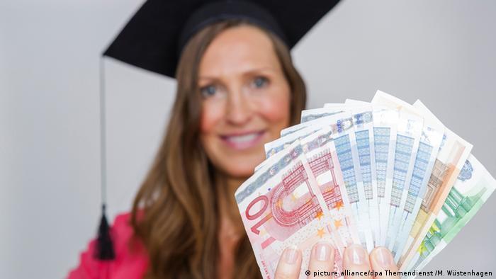 Deutschland Stipendium (Symbolbild)