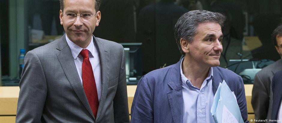 Αγωνία στις Βρυξέλλες για Ελλάδα και… Ντάισελμπλουμ