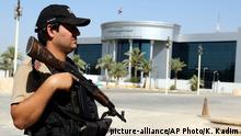 Irak Bagdad Todesstrafe für Massaker an Soldaten in Tikrit