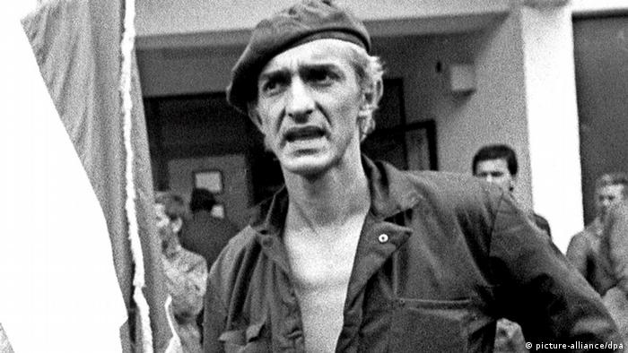 Dragan Vasiljković, jul 1991.