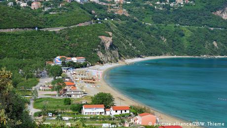 Traumstrände Europa Montenegro Budva