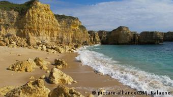Portugal, Castelo beach (picture-alliance/ZB/J. Kalaene)