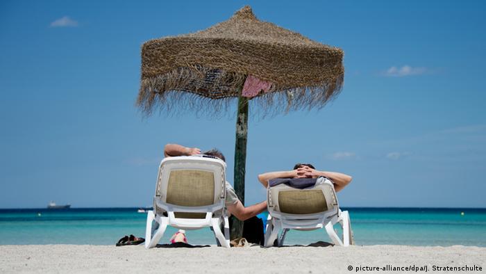 Traumstrände Europa Spanien Mallorca Plaja de Muro