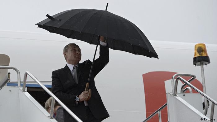 7. Gipfel der Brics-Staaten in Ufa (Reuters)