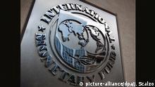 Das Logo des Internationalen Währungsfonds