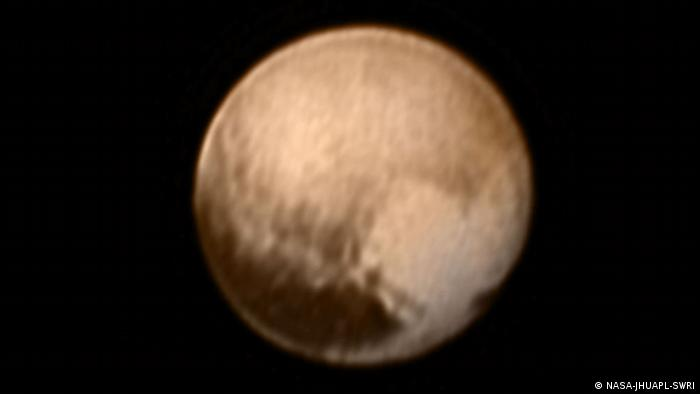 NASA Image of Pluto