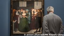 Sotheby's Auktion Alte Meister Lucas Cranach der Ältere