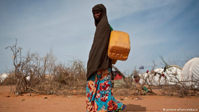 Drought in East Africa, 2011. Photo by Arnaud Finistre/ABACAPRESS.COM