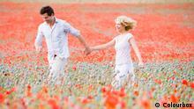 Symbolbild Romantischer Spaziergang