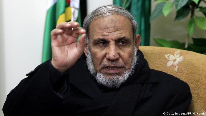 Mahmud Zahar (Getty Images/AFP/M. Hams)