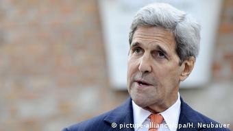 Wien Atomgespräche Iran USA Außenminister John Kerry