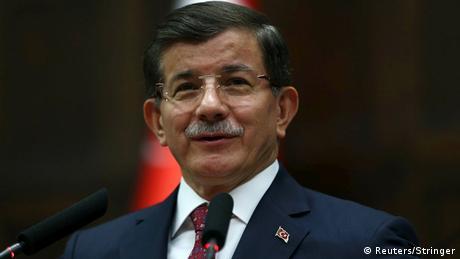 Türkei Erdogan beauftragt Davutoglu mit Regierungsbildung