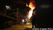 Ukraine Stahlwerk