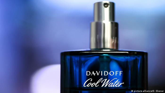 Cool Water von Davidoff (picture-alliance/D. Ebener)