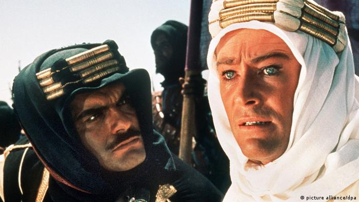 Omar Sharif in Lawrence von Arabien (picture alliance/dpa)