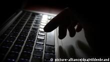 Symbolbild Tastatur Internet