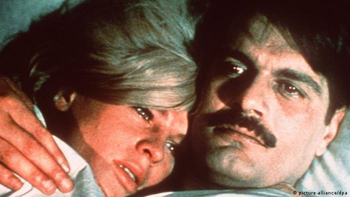 Julie Christie und Omar Sharif in 'Doktor Schiwago' (Foto: picture-alliance/DPA)