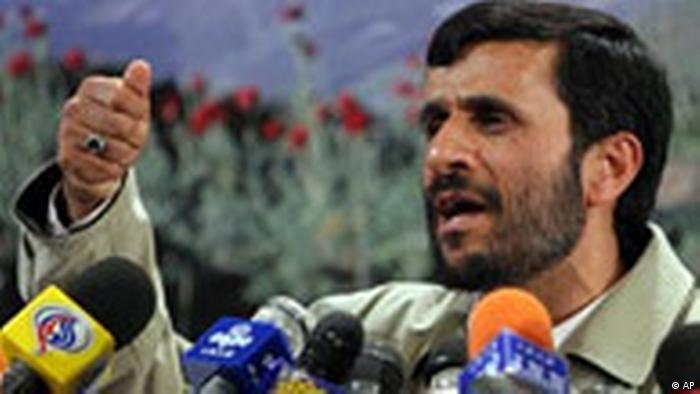 Iran Präsident (AP)